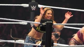 WWE Live Raw Chile Movistar Arena 05-12-2018.
