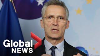 NATO calls for