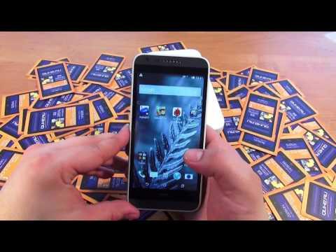 Обзор HTC Desire 620G