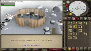 50 99 Firemaking At Wintertodt Loot