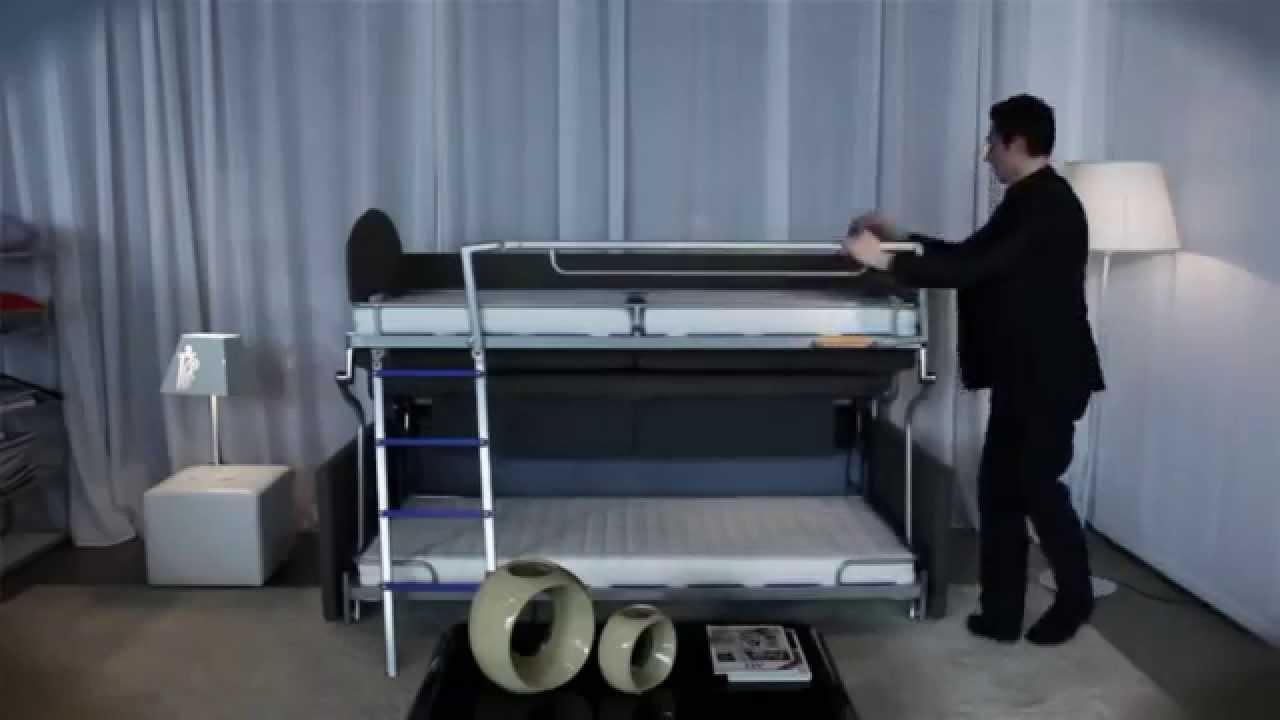 диван двухъярусная кровать на металлокаркасе мебель трансформеррф