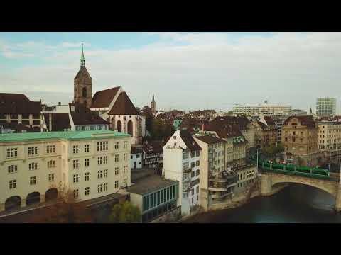 Flyby Basel Münster