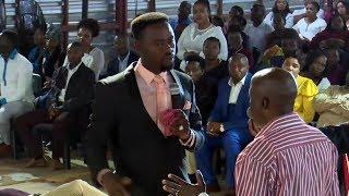 PROPHET C MOMENTS With Prophet Andries