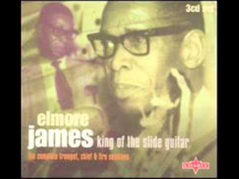Elmore James - I Gotta Go Now