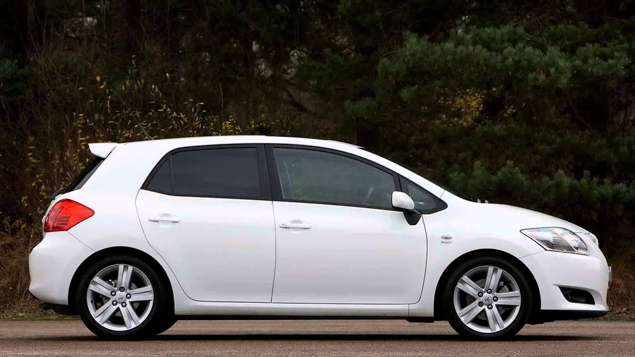 Toyota Auris Tuning Cars Youtube