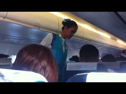 แอร์น่ารัก บริการดี๊ดี! รีวิวเที่ยวบินบางกอกแอร์เวย์ สนามบินสุวรรณภูมิ ไปลำปาง - Bangkok Airways