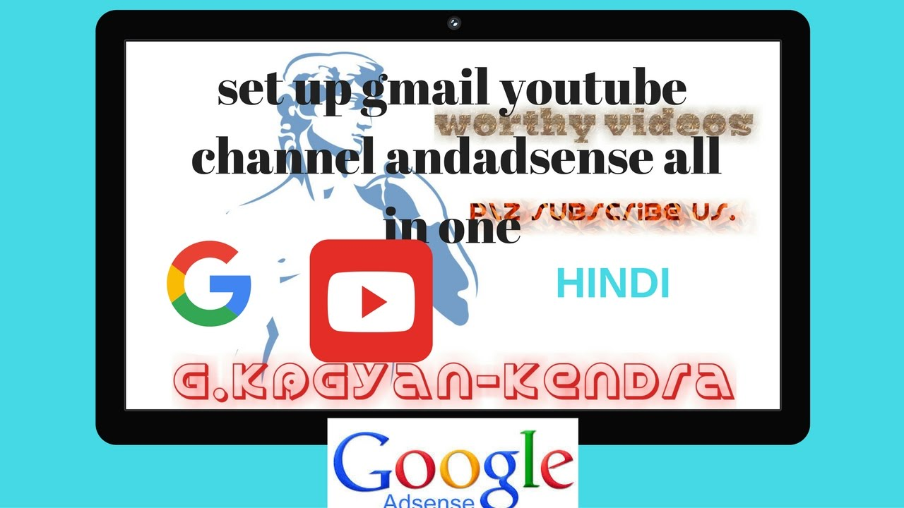 Adsense For Youtube Channel