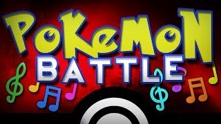 "♪ ""Pokemon Battle"" - A Pokemon Theme Song Remixed by Minecraft Universe!"