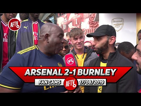 Arsenal 2-1 Burnley   Ceballos Has Had One Good Game, Fans Need To Relax! (Moh)