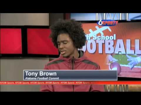 One-on-one with Tony Brown