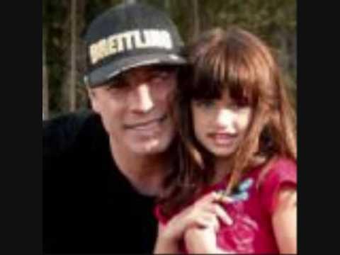 Fathers Love  John , Jett and Ella  Bleu Travolta