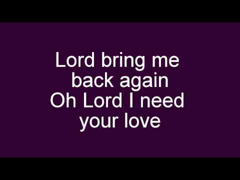 Here I am- Tamela Mann Lyrics