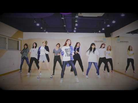 [mirrored & 50% Slowed] TWICE - SIGNAL Dance Practice Video