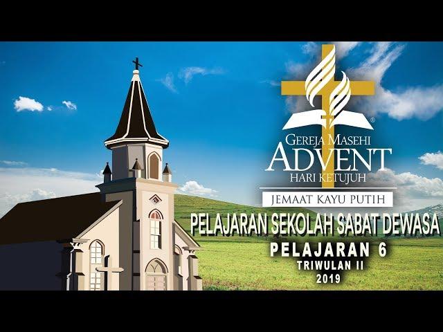 Sekolah Sabat Dewasa | Pelajaran 6 | Nyanyian Kasih Yang Indah