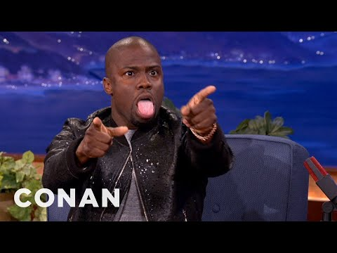 Kevin Hart Has Amazing Looks And God-Given Perfection - CONAN on TBS