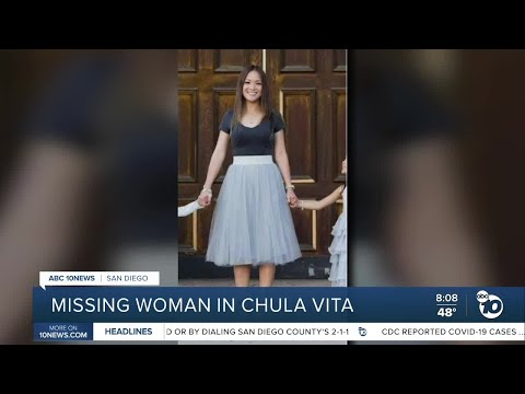 Police search home of missing Chula Vista woman