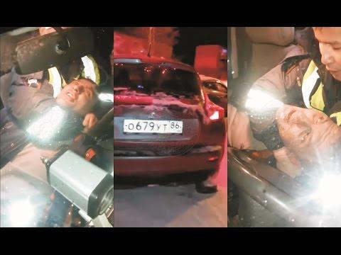Первый, пьяный водитель в 2017 г. в Сургуте