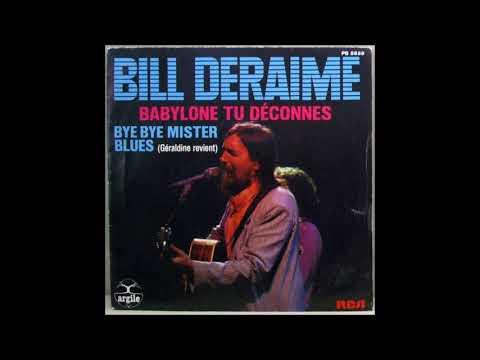 BILL DERAIME     Babylone tu déconnes   (  1981 )