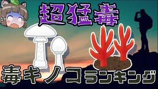 【ゆっくり解説】危険な毒キノコランキング10選