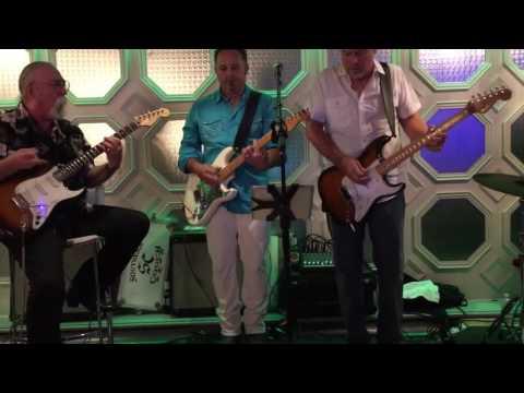 Skunk Baxter Plays Jimmy Hendrix Blues