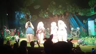 Шоу сказка Зайцы в цирке чудес
