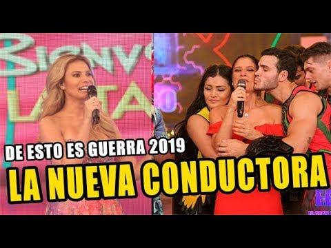 LAURA HUARCAYO SERÍA LA NUEVA CONDUCTORA DE ESTO ES GUERRA 2019