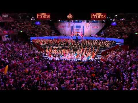 Wood - Fantasia on British Sea-Songs / Rule Britannia (Last Night of the Proms 2012)