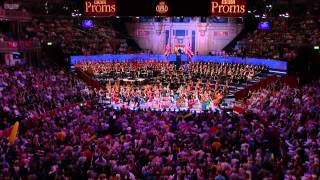 Wood - Fantasia on British Sea-Songs / Rule Britannia (Last Night of the Proms 2012)