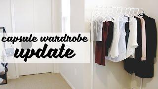 WORK CAPSULE WARDROBE | WINTER UPDATE AND STYLING