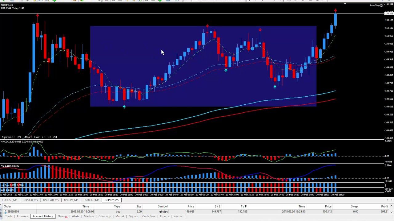 1 pip trading system