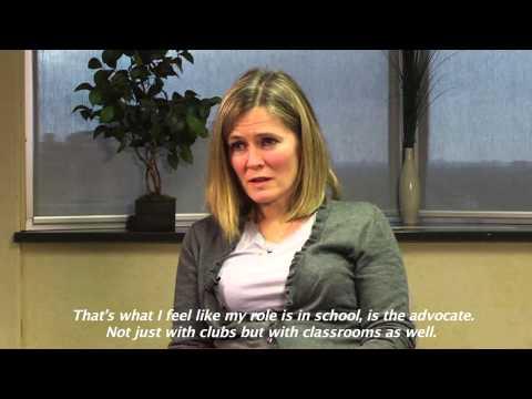 Advice to Teachers and Club Advisors Clip 6