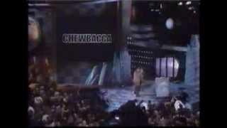 Chewbacca gets Lifetime achievement award