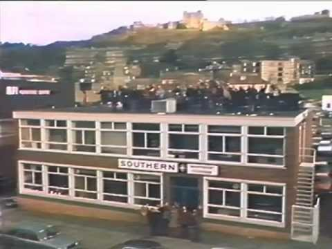 Scene South East: Final Edition: Southern Television Dover: TXN 18.12.81