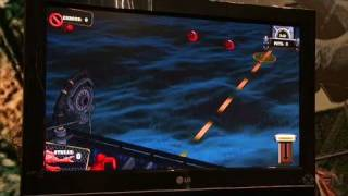 Deadliest Catch: Sea of Chaos Wii - E32010: Gameplay Clip