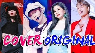 BEST KPOP COVERS by KPOP IDOLS of 2019! (special Stages, Covers, Collabs & More)