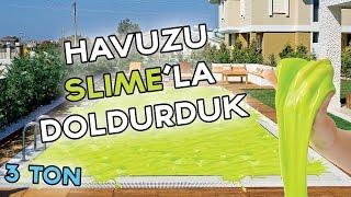 Video Havuzu Slime'la Doldurduk (Dünya Rekoru) download MP3, 3GP, MP4, WEBM, AVI, FLV Desember 2017