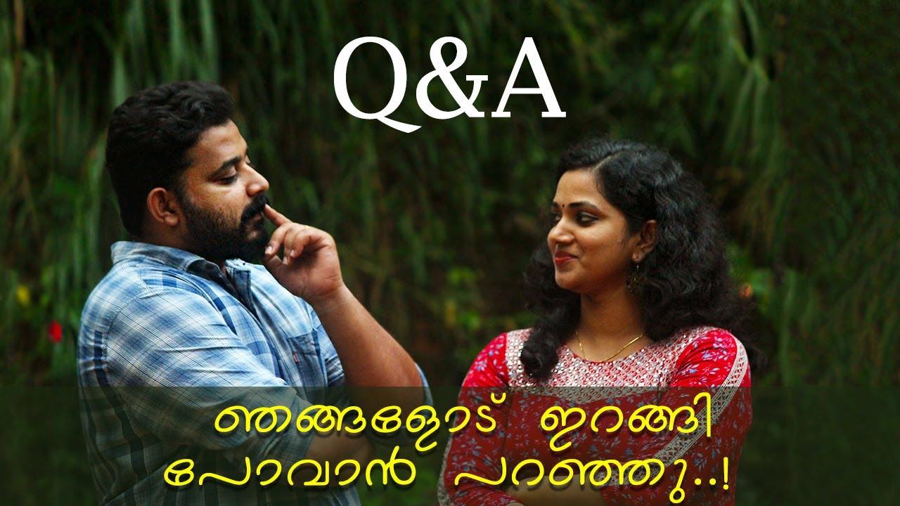ചില തുറന്നു പറച്ചിലുകൾ | Q&A | First Birthday of Come On Everybody