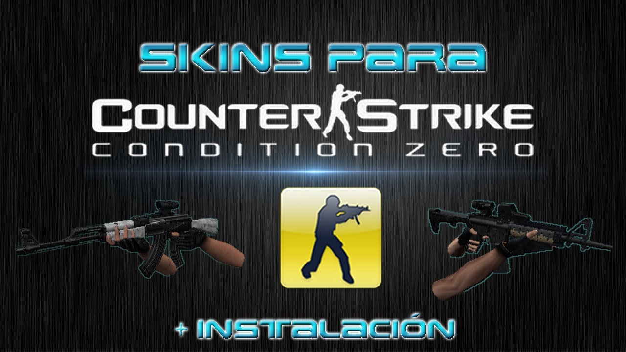 novas armas para cs condition zero