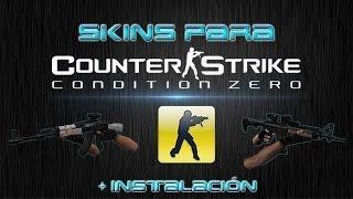 Skins para Counter Strike Condition Zero + Instalacion
