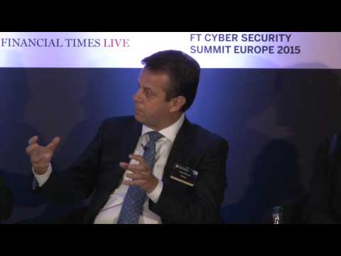WISEeKey at #FTCyber 2015 -  Carlos Moreira Developing corporate cyber security strategy