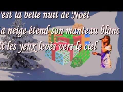 Karaoké Petit Papa Noel Petit papa Noël par Charlaine Baruque   paroles et karaoké