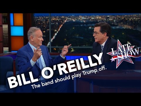 Thumbnail: Bill O'Reilly Wants Donald Trump To Stop Whining