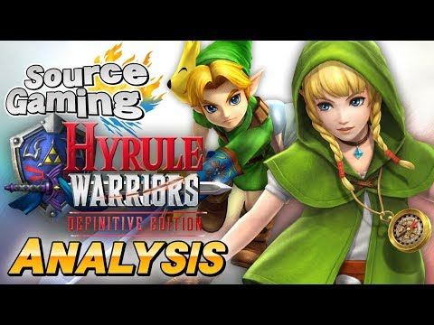 Download Youtube: Hyrule Warriors Definitive Edition Analysis