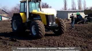 Бизон(Первый выезд трактора в ИП Плотников А.В., 2014-03-16T14:40:37.000Z)