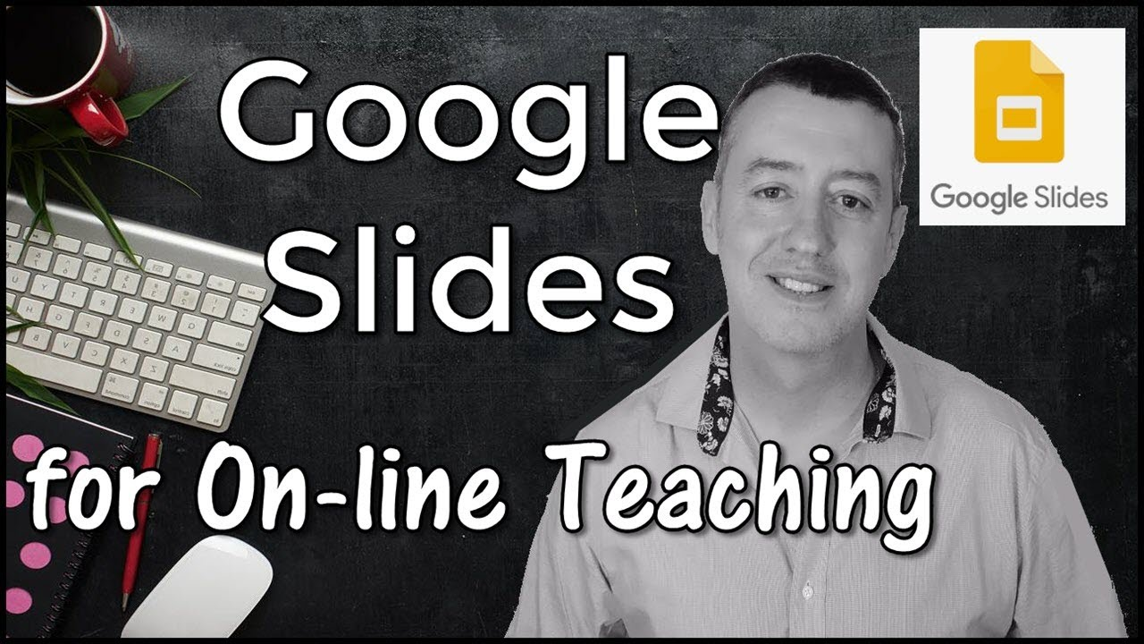 google slides an introduction for teachers and students youtube