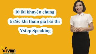 10 lời khuyên chung dành cho bài thi nói  chứng chỉ Tiếng Anh B1