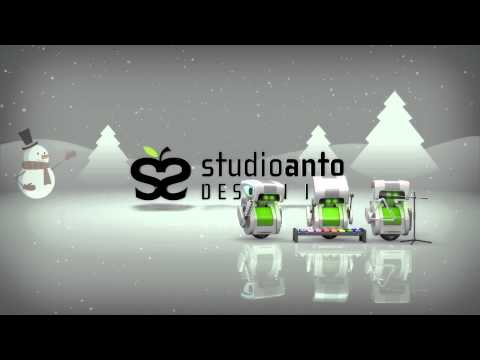 Studio Anto Design wishes you Merry Holidays and a Happy New Year