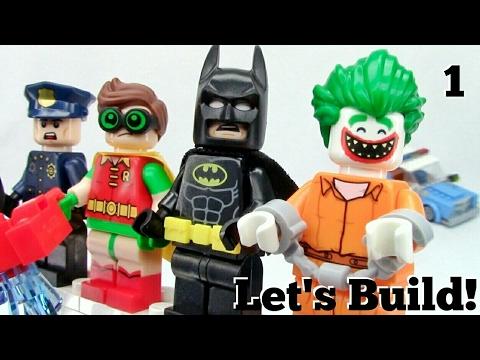 THE LEGO BATMAN MOVIE: Arkham Asylum 70912 - Let