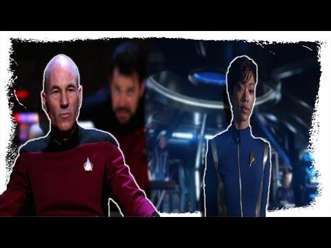 Battle Breakdown: Yesterday's Enterprise (Roddenberry Vs. Discovery)