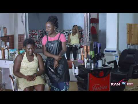 Video(skit): Kansiime Anne - Am Not Your Mother